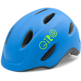 Giro Scamp Helm Kinder matte blue